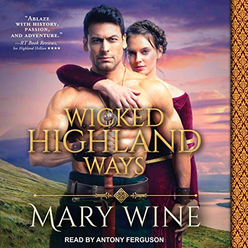 Couverture de Wicked Highland Ways