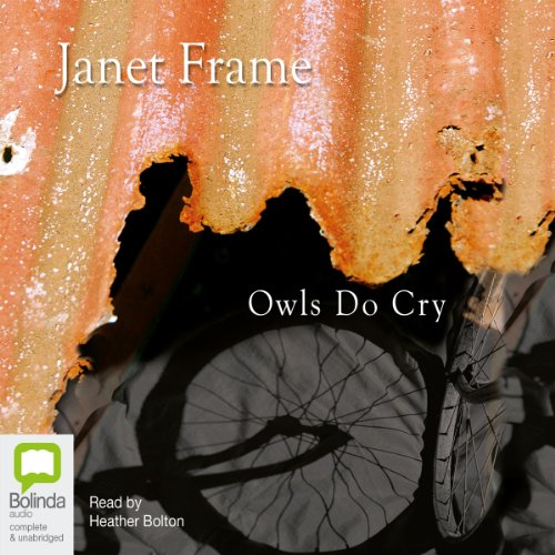 Owls Do Cry audiobook cover art