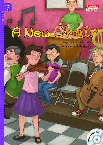 A New Chair (Rainbow Readers Book 350) (English Edition)