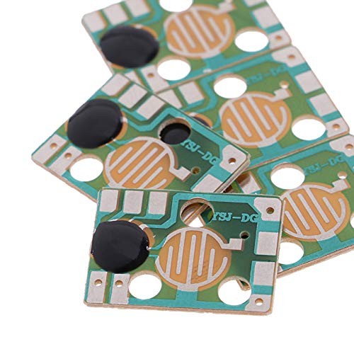 Fantastic Deal! mansum 5Pcs Hot Sound Module Trigger Dog Animals Barking Music Chip 3V Yelp Voice Mo...