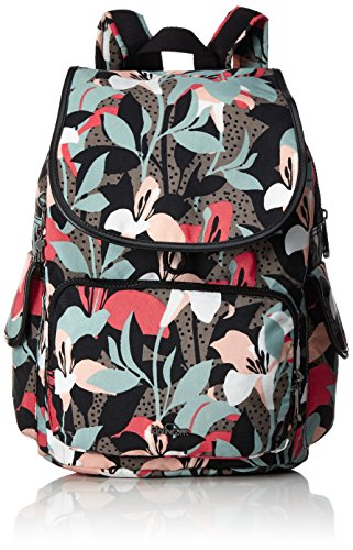 Kipling - City Pack, Mochilas Mujer, Mehrfarbig (Lily Garden), One Size