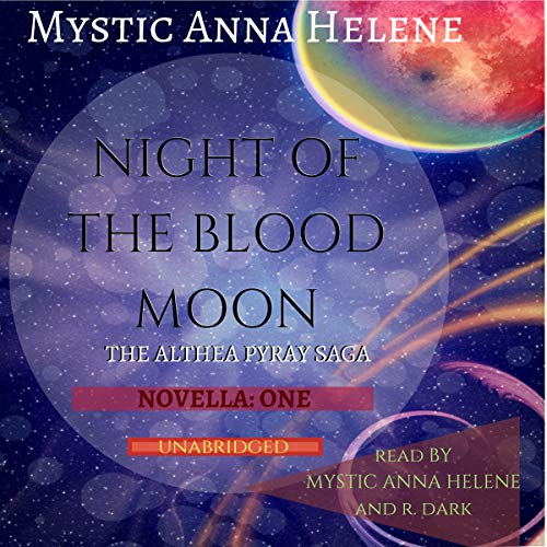 Night of the Blood Moon audiobook cover art
