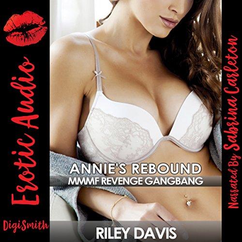 Annie's Rebound audiobook cover art