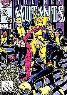New Mutants (1983 series) #43
