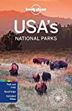Lonely Planet USA's National Parks 3 (Travel Guide)