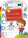 J'écris, j'efface et je recommence: Les lettres majuscules - Dès 4 ans