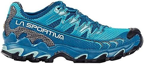 La Sportiva Ultra Raptor Women's Mountain Trail Running Shoe, Fjord/Malibu Blue, 38