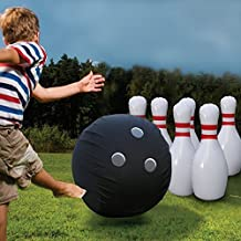 Etna Giant Inflatable Bowling Set