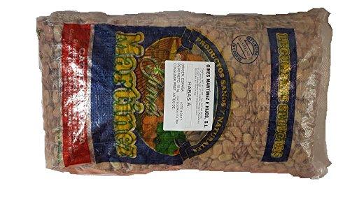 Habas secas para hacer Michirones categoria extra saco de 10 kg. Gines Martinez