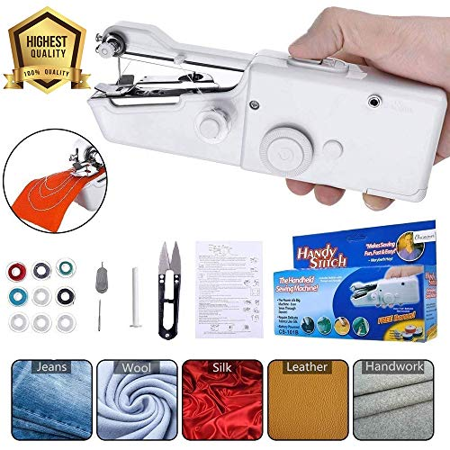Best Handheld Portable Sewing Machine