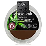 Zao Makeup – Zao Make Up – Base de maquillaje Compact – 739 Caroube recarga