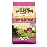 Whole Earth Farms Grain Free Recipe Dry Cat Food, Kitten, 5 lb.