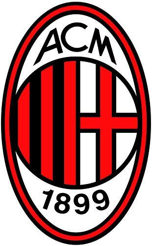 PUMA ACM Home Shirt Replica Camiseta, Hombre, Tango Red Black, XXL