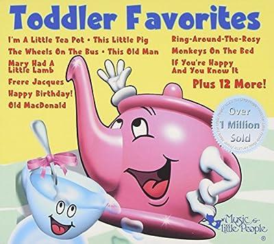 Toddler Favorites