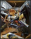 Póster de Frank Morrison, 22 x 28 cm