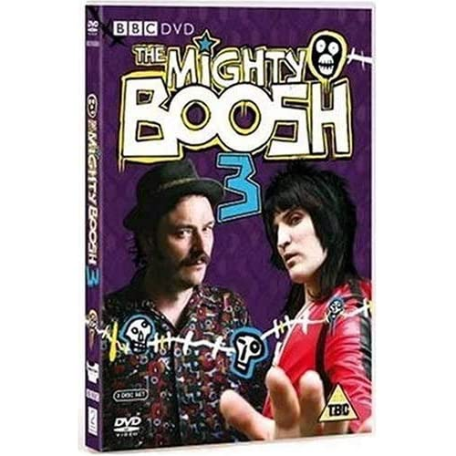 The Mighty Boosh : Complete BBC Series 3 [2007]