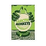 TOUKUI Artwork Arctic Monkeys Poster Poster dekorative