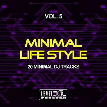 Minimal Life Style, Vol. 5 (20 Minimal DJ Tracks)
