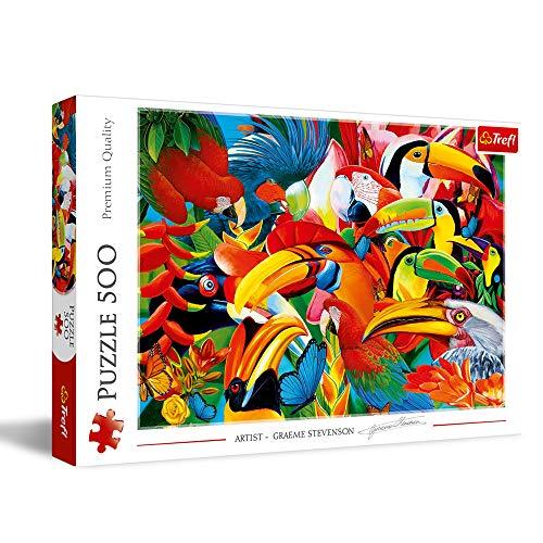 Trefl- Puzzels, Color Coloreado (37328)