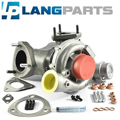 Turbolader 452239 mit Dichtungsatz Montagesatz (Preis inklusive 100,00€ Pfand) MDI 525 Td5