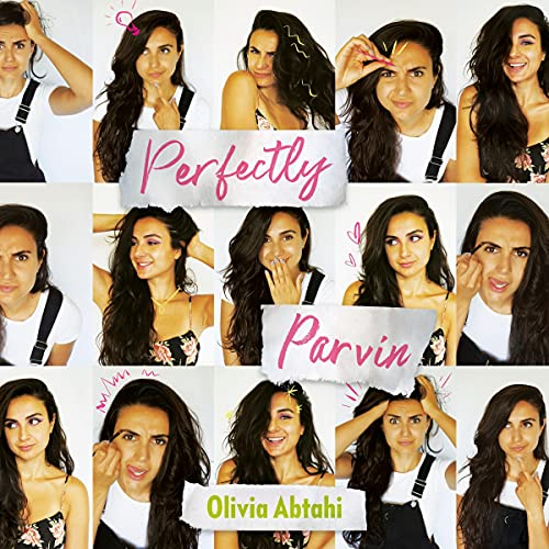 Perfectly Parvin cover art