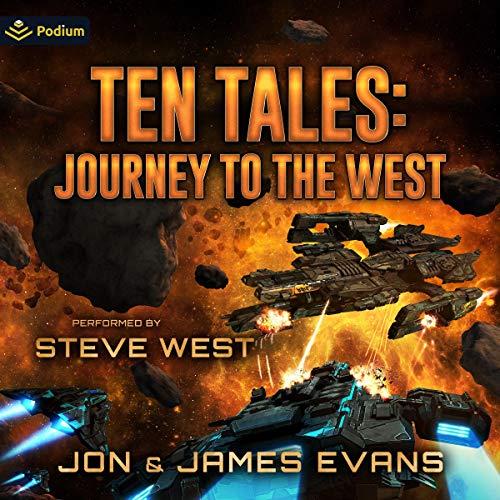Ten Tales: Journey to the West Titelbild