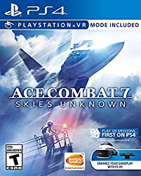 Innovation in the Sky: Breathtaking clouds coupled with highly detailed aircraft and photorealistic scenery makes this the most engaging Ace Combat to date. All new arsenal of ultra-modern super weapons and formidable enemies. International products ...