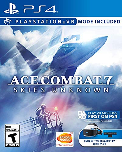 Ace Combat 7 Skies Unknown – PlayStation 4