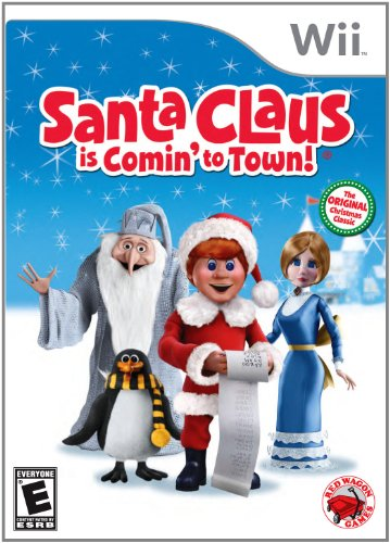 Santa Claus is Comin' to Town! - Nintendo Wii