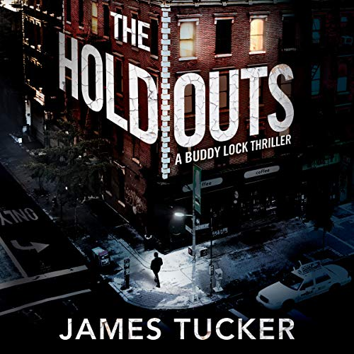 The Holdouts audiobook cover art