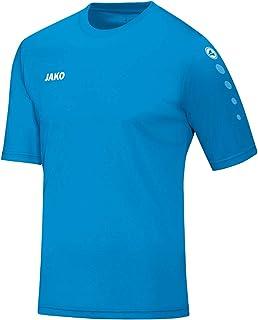 JAKO Herren Fußballtrikots Ka Trikot Team KA, blau, XL, 4233