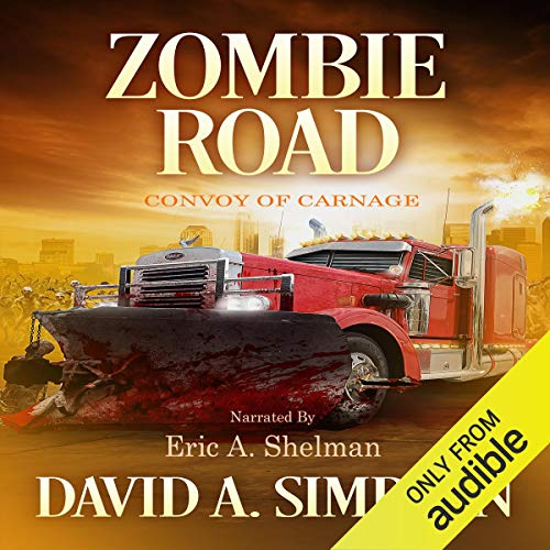 Zombie Road cover art