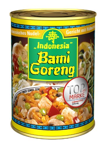 Indonesia Bami Goreng, 6er Pack (6 x 350 g)