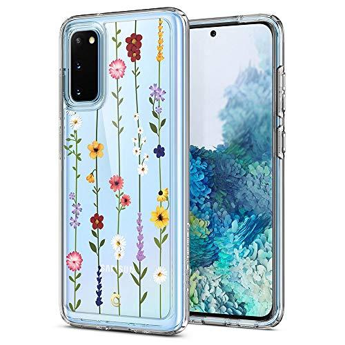 CYRILL Cecile Designed for Samsung Galaxy S20 Case (2020) - Flower Garden