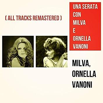 Una serata con Milva e Ornella Vanoni (All Tracks Remastered)