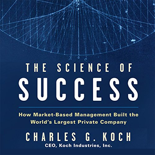 Couverture de The Science of Success