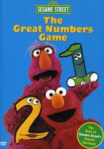 Sesame Street - The Great Numbers Game