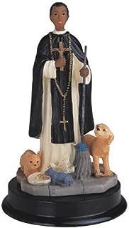 StealStreet SS-G-305.27 Martin De Porres Holy Figure Religious Decoration Statue Decor, 5