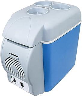7.5L bilkylskåp-bärbar bilkylskåp-elektrisk kylboxinkubator för lastbil, husbil, båt, camping och resor-låg förbrukning, 1...