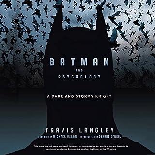 Batman and Psychology cover art