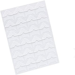 360 Count Self-Adhesive Acid Free Photo Corners for Scrapbooks Memory Books (White)