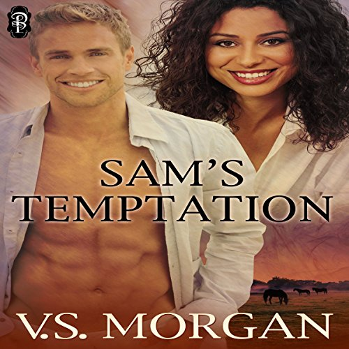 Sam's Temptation audiobook cover art