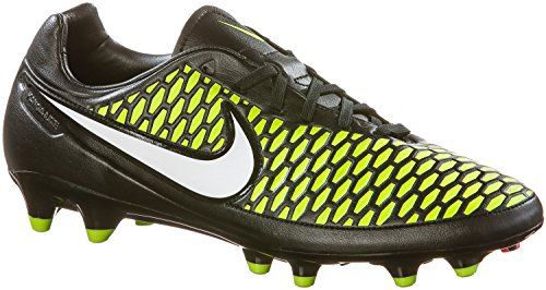 Nike Botas de fútbol para hombre, color amarillo, talla 42