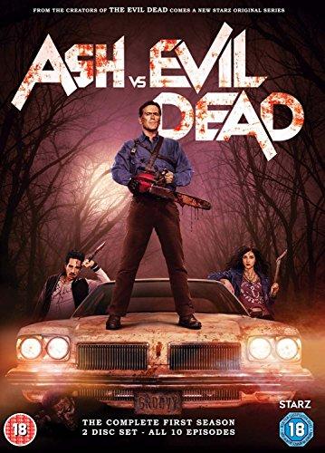 Ash Vs Evil Dead Season 1 DVD [Reino Unido]