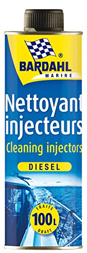 Bardahl 43040 NETTOYANT INJECTEURS Diesel - Curatif