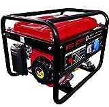 Mosa 5311020 GENERATORI Red-Star GE-3700 AVR Benzina KVA 2,5
