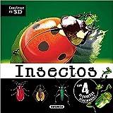 Insectos (Construye en 3D)