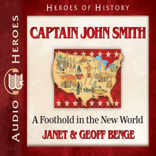 Captain John Smith audiobook cover art