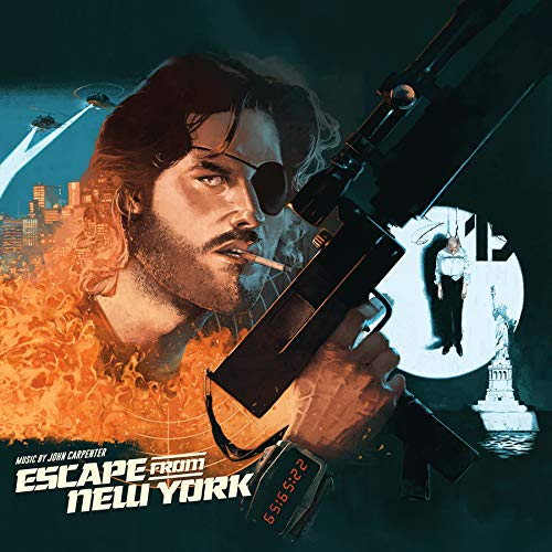 Escape from New York (Expanded Original Score)