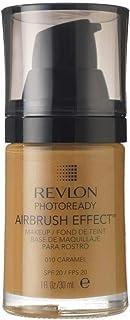 Revlon PhotoReady Airbrush Effect Foundation, 010 Caramel